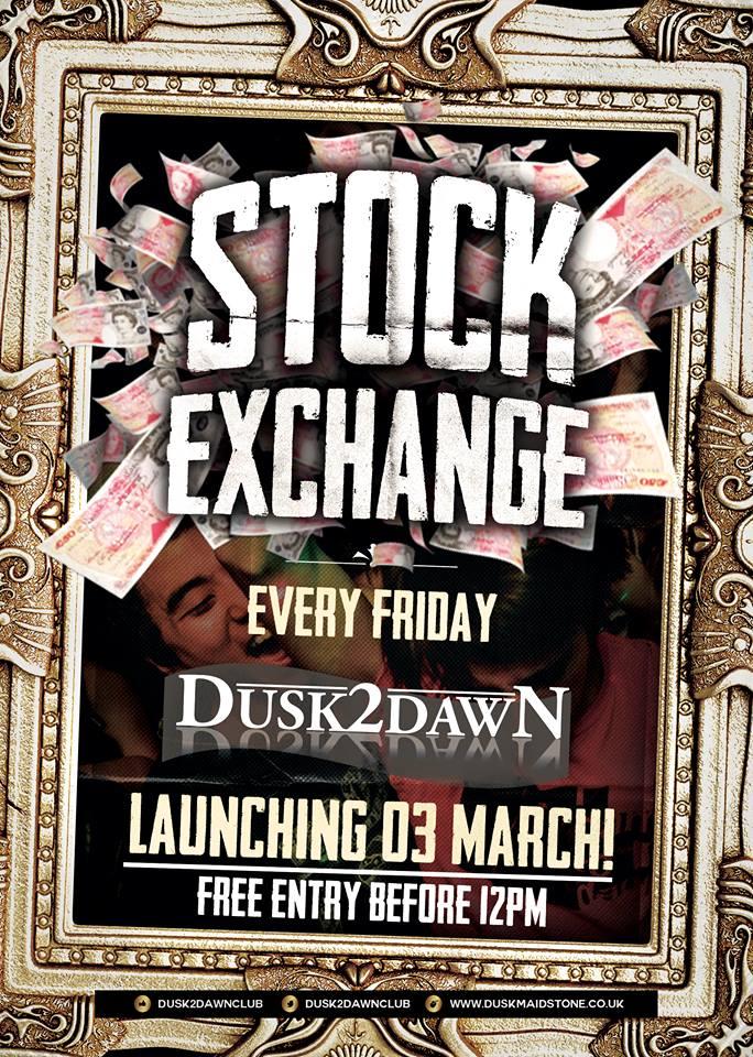 Dusk2Dawn 2, Maidstone